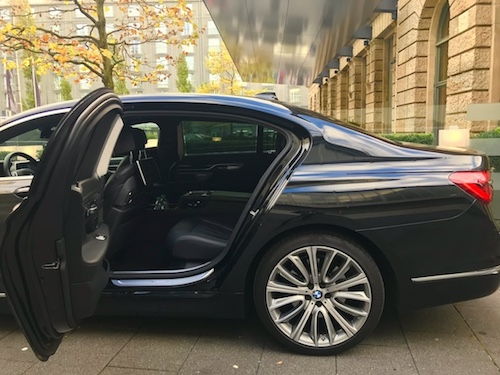 Luxury class Munich