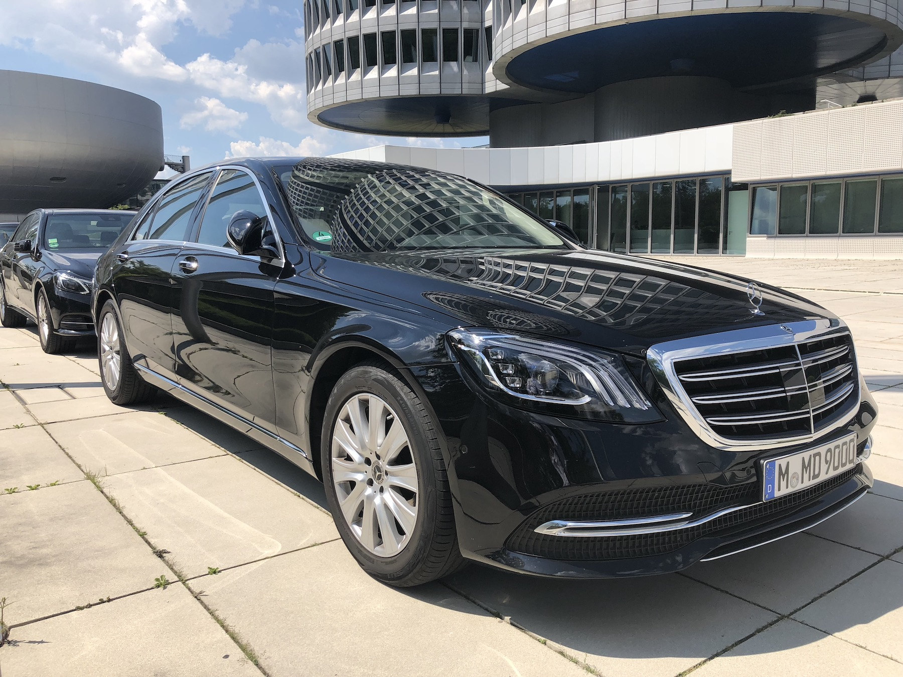 Limousines and Chauffeurs